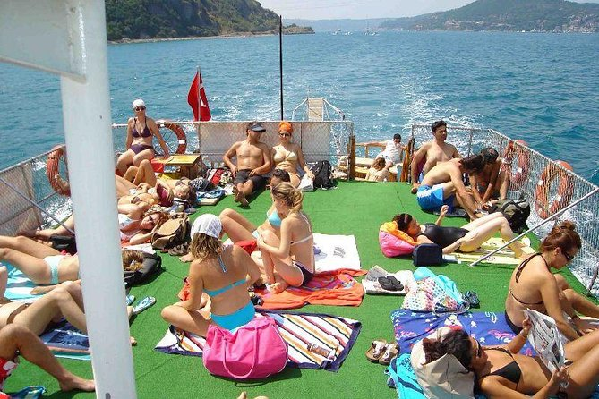 All inclusive båttur i Marmaris med transfer