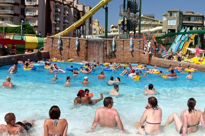Atlantis Waterpark In Marmaris Ticket