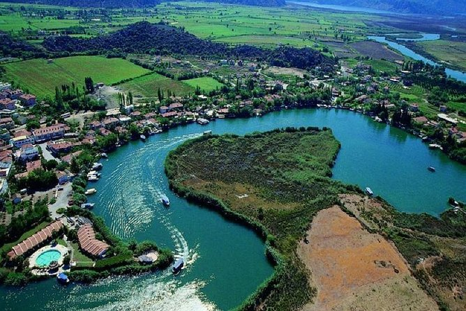 Full-Day Dalyan Caunos Boat Trip From Marmaris