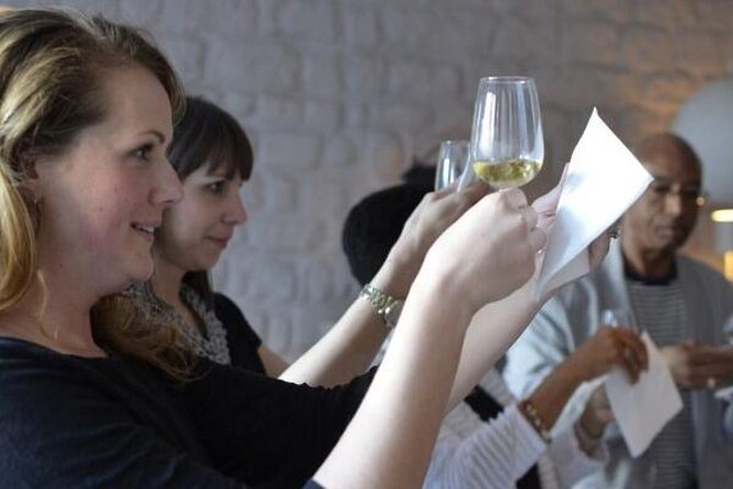 Paris Wine Tasting Session with Expert Sommelier