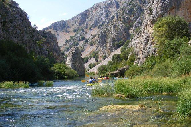Zrmanja River Trip