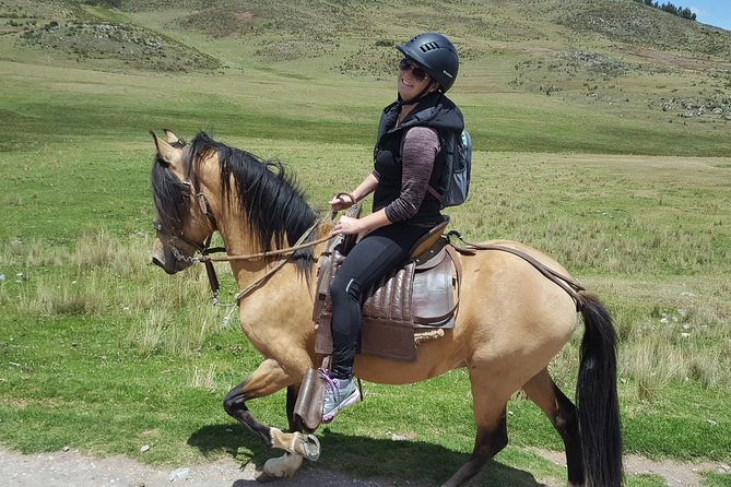 Full day Horseback Riding Tour around Cusco city