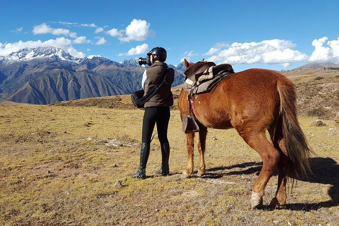 Full Day Horseback Riding Tour to Maras and Moray
