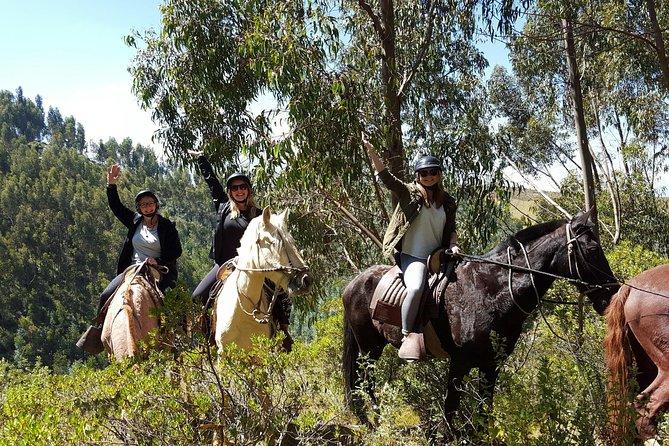 Half day Horseback Riding tour around Sacsayhuaman