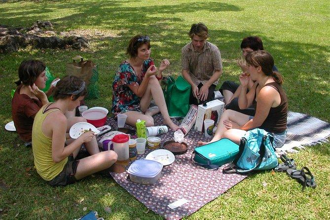 Fiets- en picknicktour door Madrid
