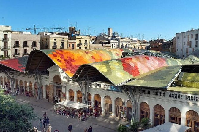 Boqueria and Santa Caterina Markets with Food and Tapas Small Group Walking Tour