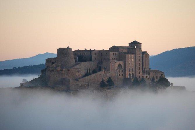 Medieval Cardona & Salt Mountain Cultural Park Small Group Tour & Hotel pick-up