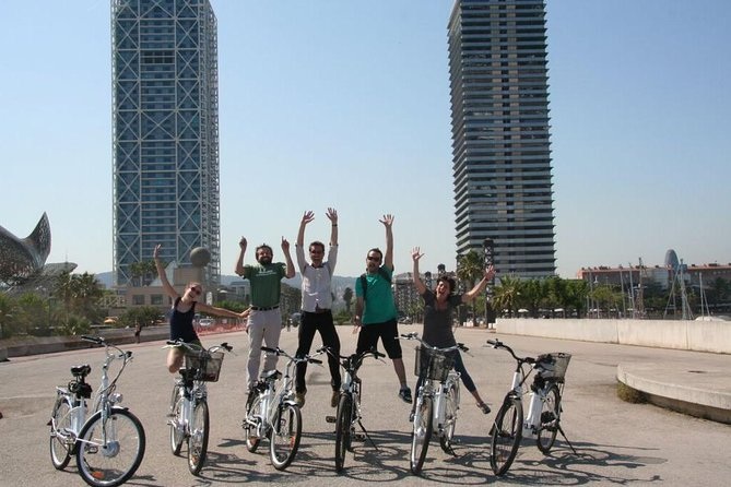 Barcelona Private Bike Tour
