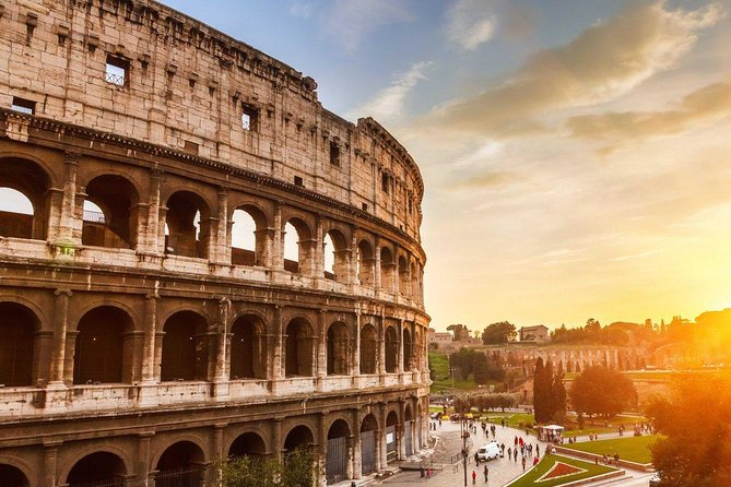Half Day Rome in One Day and Authentic Food Tour