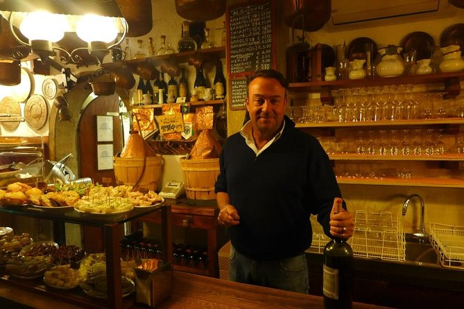 wine and cicchetti tour venice
