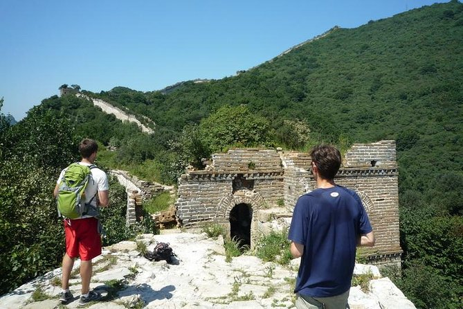 Privat Full-Day Great Wall of China Vandringstur från Jiankou till Mutianyu