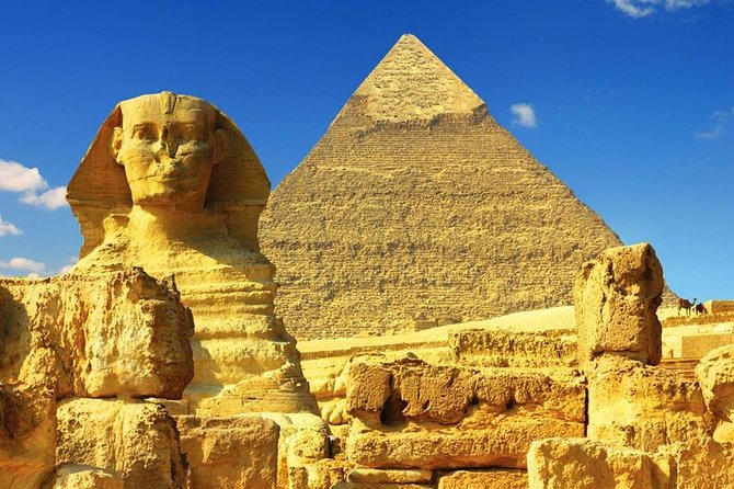 One Day Cairo tour from Eilat -