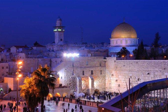 16-Night Israel Jordan and Egypt Tour