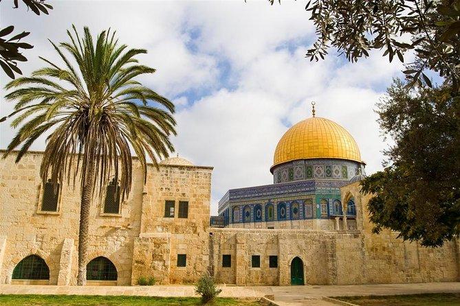 Full-Day Trip of Jerusalem and Bethlehem