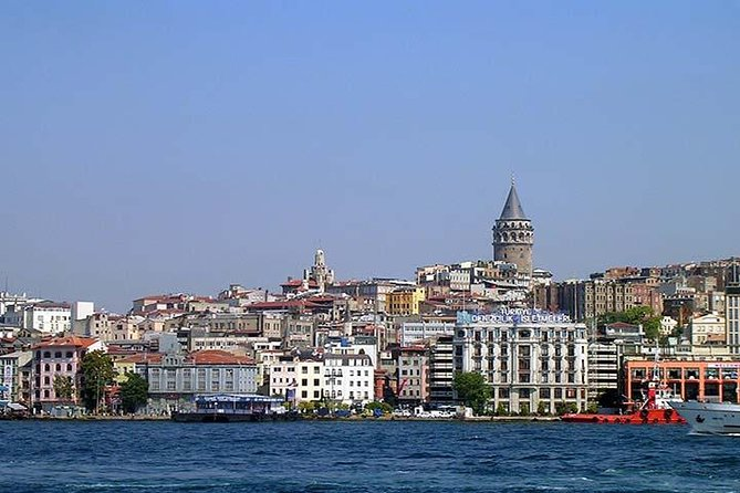 Galata tower , Istanbul