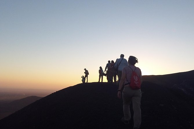 Privé: Cerro Negro Volcano Sandboarding vanuit Granada