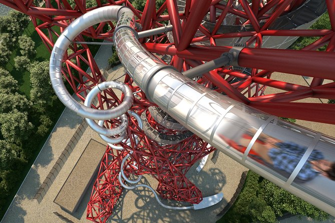 The Slide at the ArcelorMittal Orbit