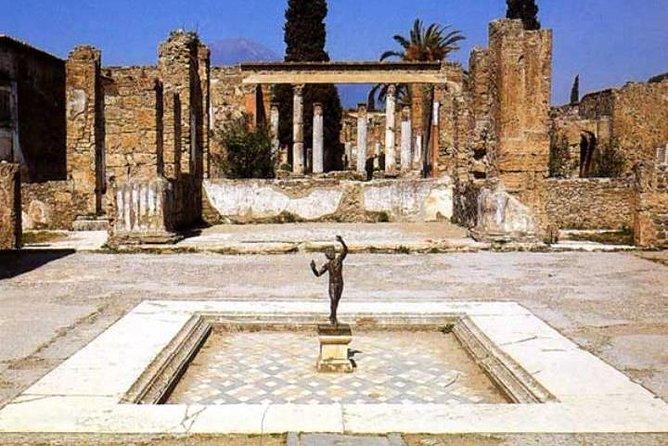 Pompeii Ruins Private Half-Day Tour