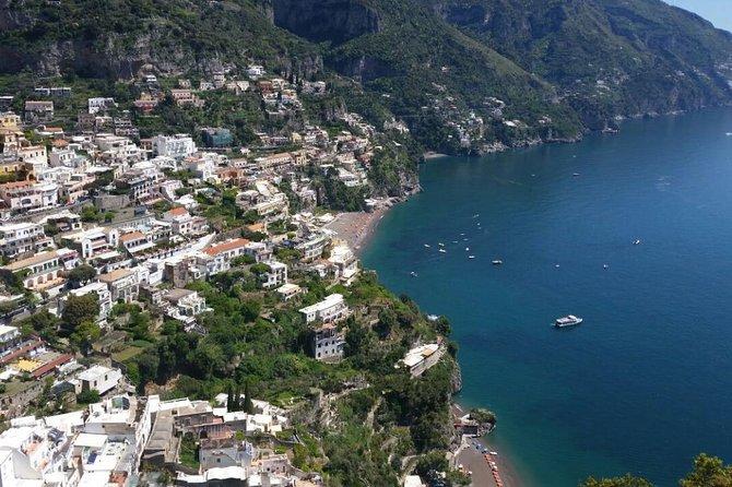 Landutflykt från Neapel till Sorrento, Positano och Pompeii