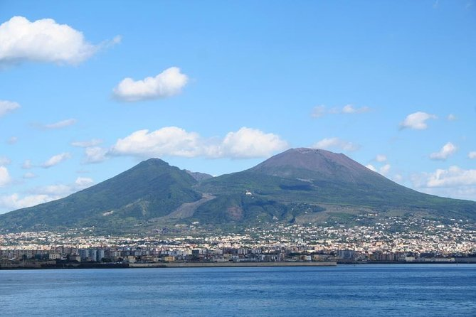 Pompei Ercolano Mt Vesuvio and winery tour