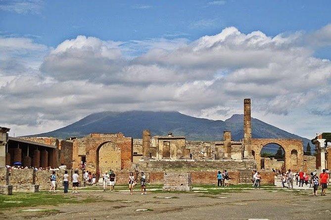 Tour Sorrento Pompei Vesuvio