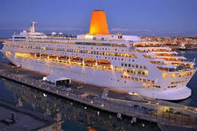Shared Orlando Cruise Port Transfer: Port to Airport