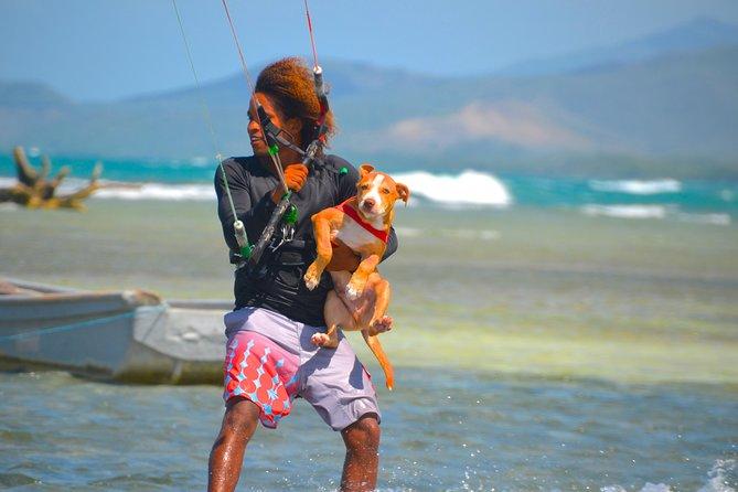 Kitesurfing Lessons in Kite Buen Hombre