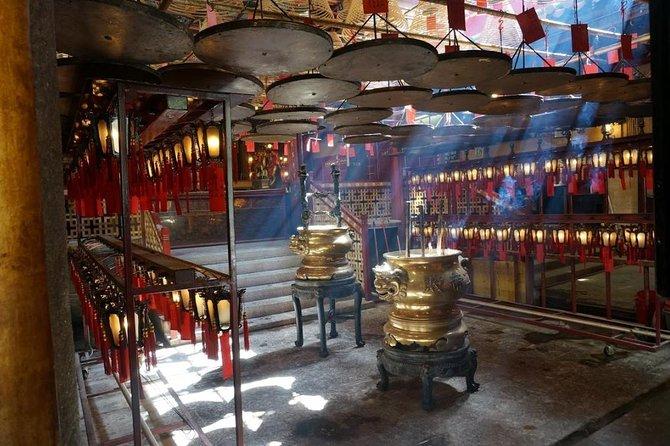 Excursion personnalisée privée d'une demi-journée à Hong Kong avec un guide francophone