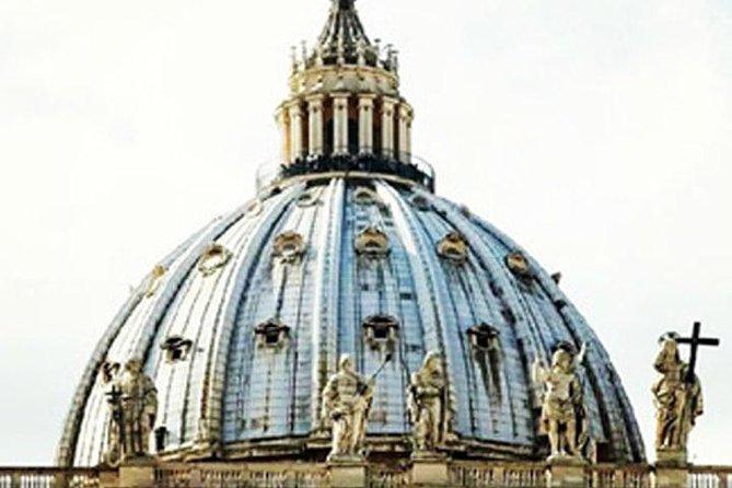 Vatican Museum Sistine Chapel and Saint Peter Basilica