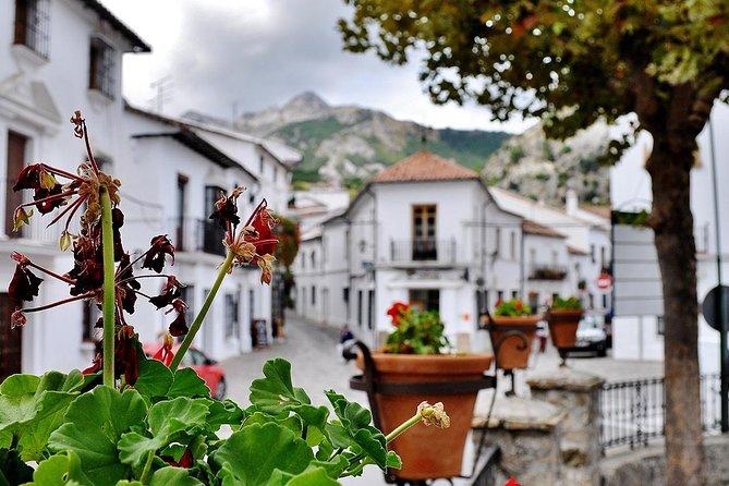 White village in Ronda.