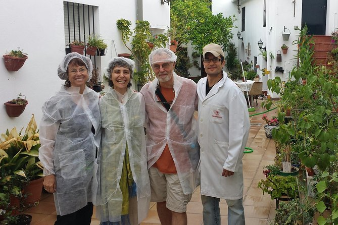 Iberian Ham Tasting Tour from Seville with Aracena Cave