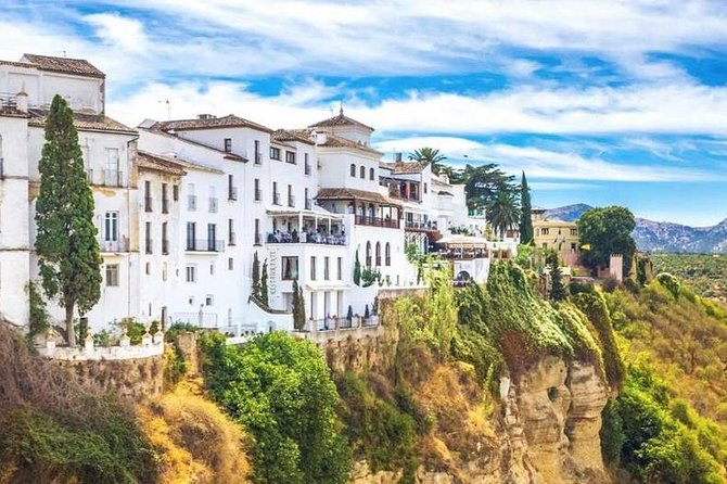 Private Seville Transfer to Malaga Including Visit to Ronda