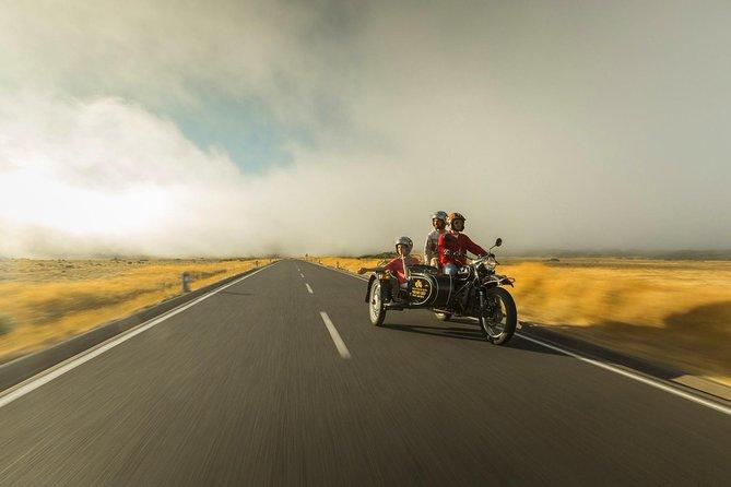 Excursão de 3 horas pela pitoresca Ilha da Madeira de sidecar de motocicleta