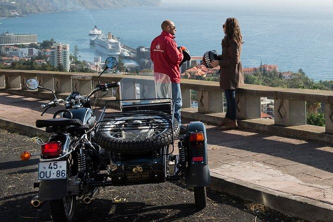 Funchal Downtown (pris per sidvagn - 1 eller 2 passagerare)