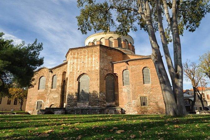 Historische Tour durch die heiligen Stätten von Konstantinopel