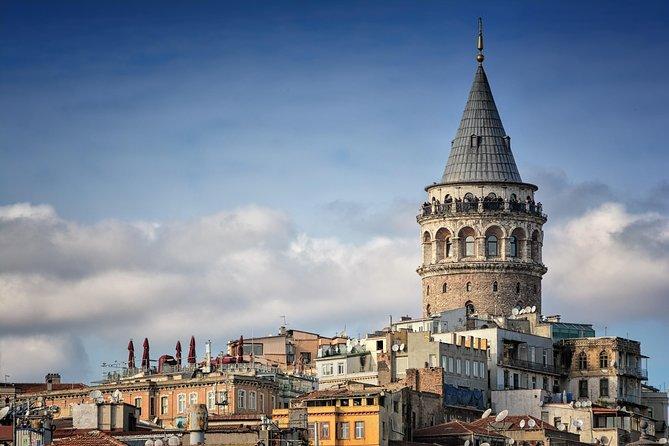 Morgen Galata Tower und Stadtrundfahrt von Istanbul