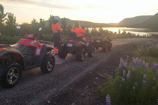 Midnight Sun ATV Quad Tour from Reykjavik