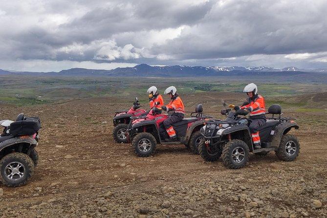 Extreme Gear ATV Quad Tour from Reykjavik
