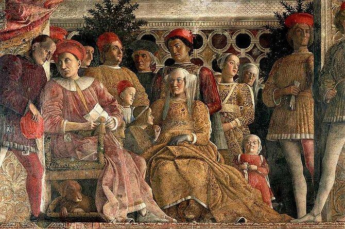 Halve dag rondleiding door het stadscentrum van Mantua en het hertogelijk paleis
