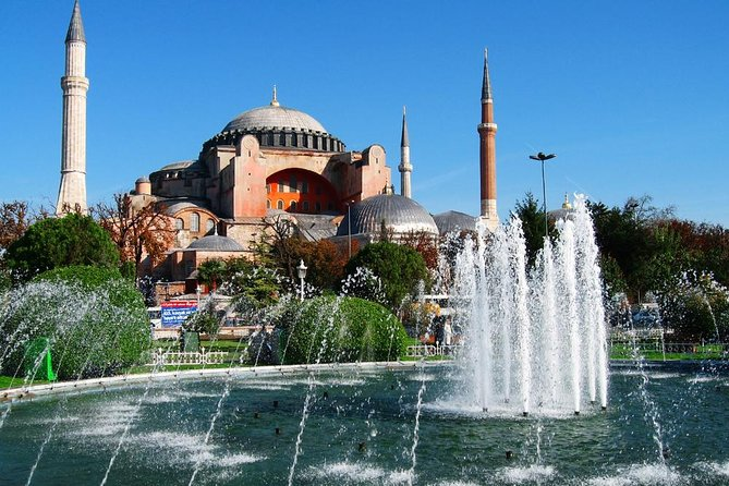 Historische Istanbul Tour in 1 Tag