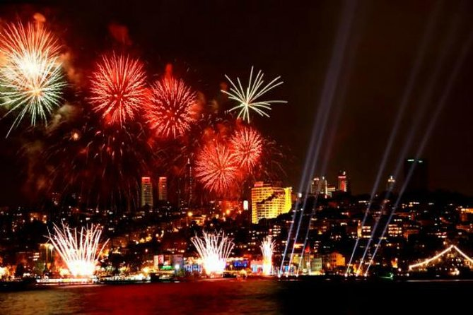 Bosphorus Dinner and Show Cruise with Transport