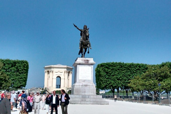 Montpellier Walking Tour: Medicine and University City