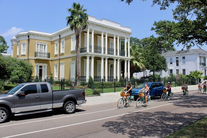 New Orleans Creole Odyssey Small-Group Bike Tour