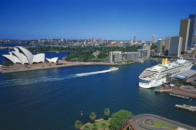 Shuttle Transfer from Sydney City Hotel to Sydney Cruise Port