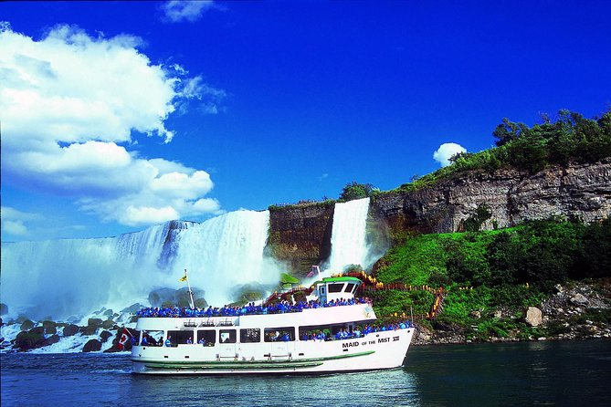Niagara Falls Classic All American Tour with Boat and Cave