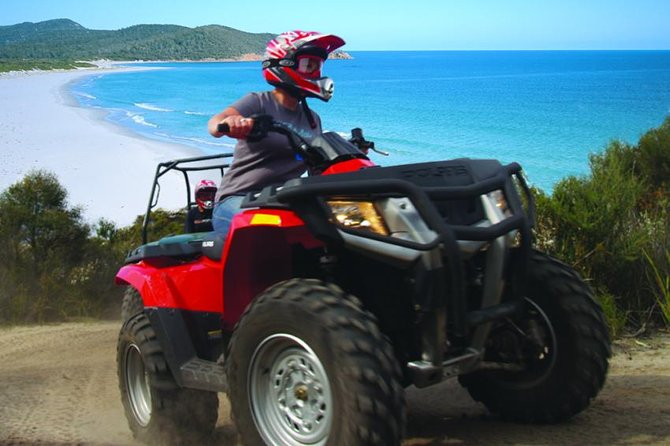 Half-Day Guided ATV Exploration Tour from Coles Bay photo 1