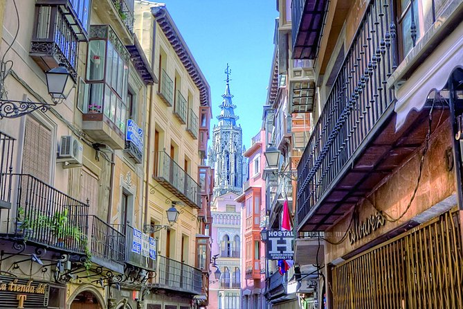 Toledo Full Day Tour from Madrid Including Cathedral admission