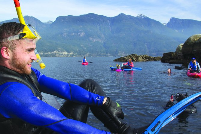 Snorkel and Kayak Near Seals: Vancouver Eco-Adventure photo 6