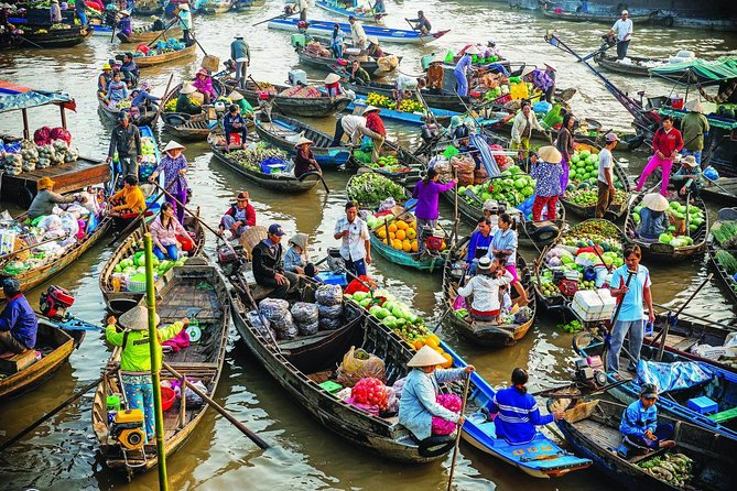 Private Mekong Delta - Can Tho Discovery 2 days 1 night 2019