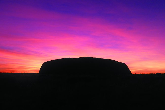 Ayers Rock to Alice Springs 3-Day Camping Tour with Uluru image